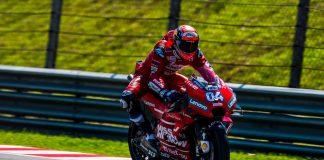 Dovizioso Tercepat di Tes MotoGP Sepang Hari Kedua Siang