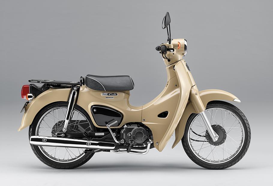 Honda Super Cub Street