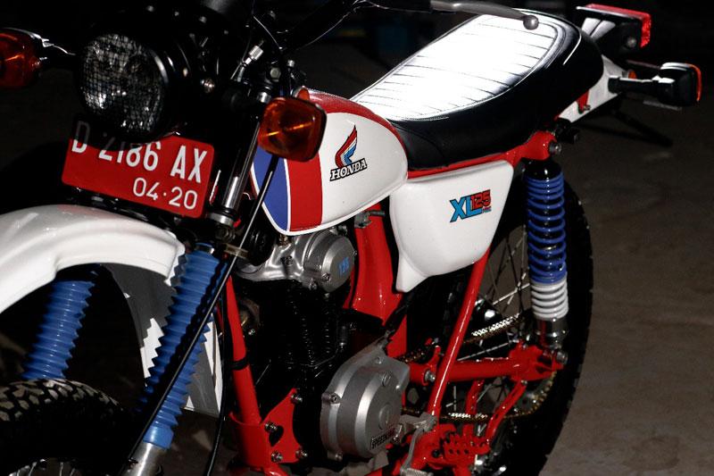 Honda XL125S