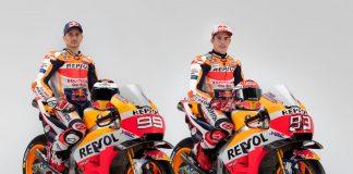 Foto Resmi Repsol Honda Team Menuju MotoGP 2019