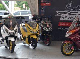 Honda Premium Matic Day 2019 Cibubur