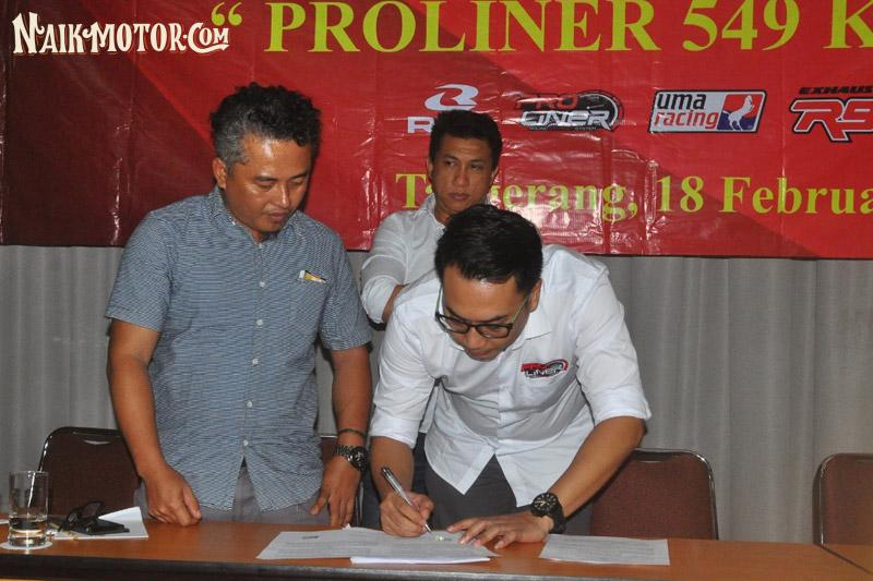 Proliner 549 Kabochi