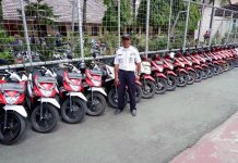 Satpam SMAN 4 Kota Tangerang Diganjar Hadiah