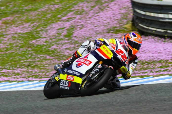 hasil Private Test Moto2 2019 Jerez