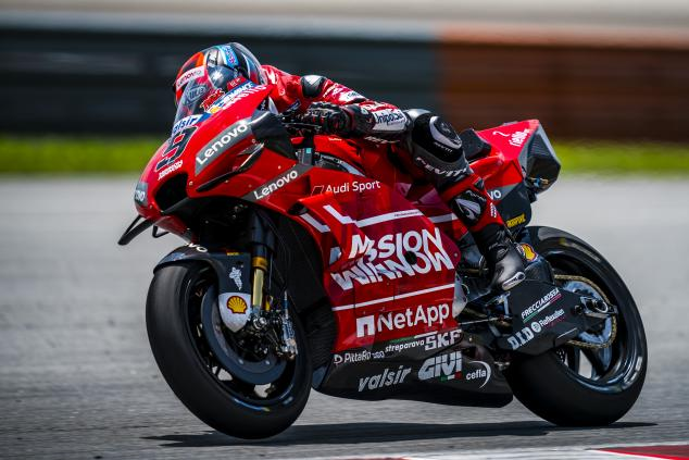 Tes MotoGP 2019 Sepang Hari Ketiga Siang1