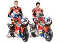 Tim Honda WorldSBK 2019 Diluncurkan