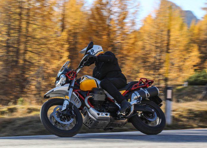 Pemesanan Moto Guzzi V85 TT tembus 8.000