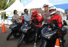 Safety Riding Camp