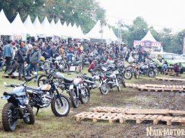 BBQ Ride 2019 di Lembang