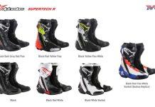 Alpinestar Replica Mick Doohan dan Supertech R Baru