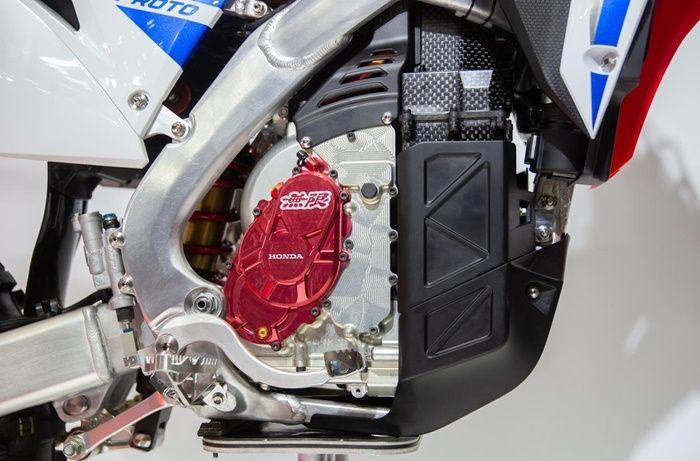 Honda CR Electric Proto