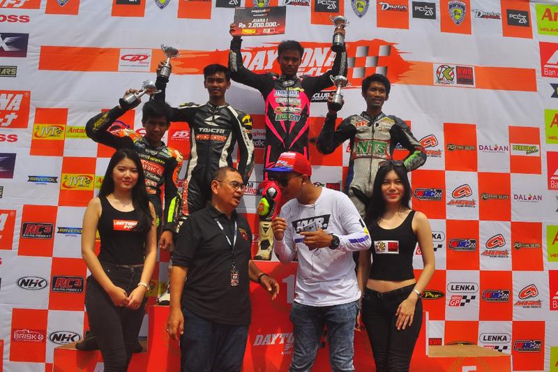 Daytona Indoclub Championship