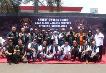 Pengurus Baru HOG Anak Elang Jakarta Chapter 2019-2022