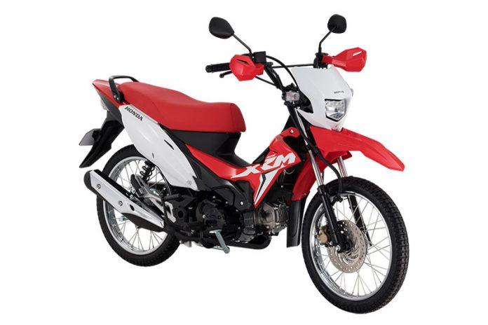 All New Honda XRM125 DS