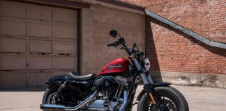 Harley-Davidson Forty Eight Special 2019