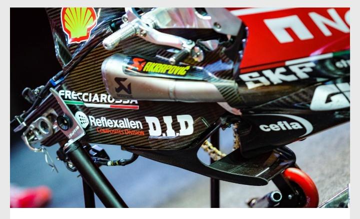Winglet Ban Ducati