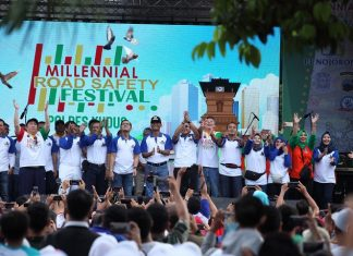 Millennial Road Safety Festival 2019 Polres Kudus