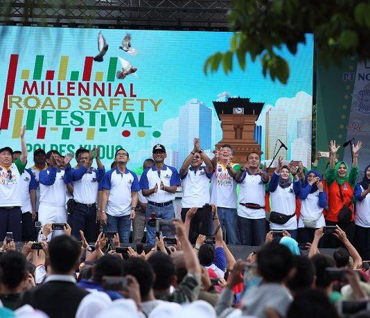 Millennial Road Safety Festival 2019 Polres Kudus