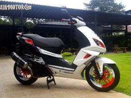 Peugeot Speedfight 125 R-Cup