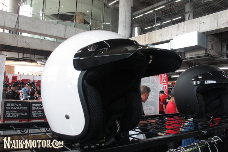 Jakarta Helmet Exhibition 2019