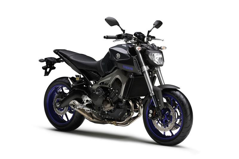 Yamaha MT-series