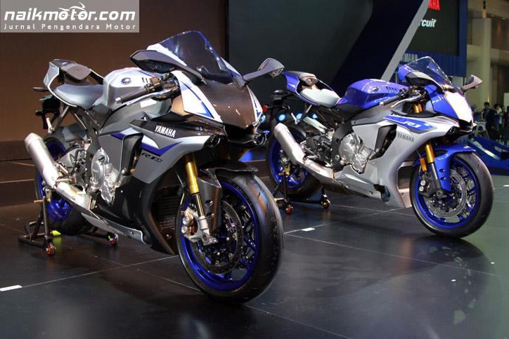 Yamaha R1m 2020 Dirilis Teknologinya Makin Canggih