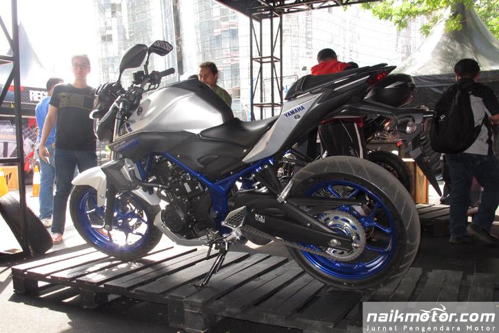 Recall Yamaha R25 dan MT25