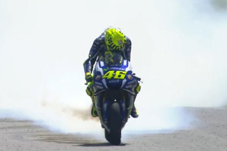 10 momen tak terlupakan di MotoGP 2016