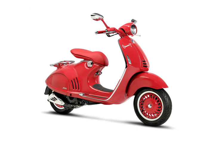 Yuk Nabung, Vespa 946 RED Edition Bakal Masuk Indonesia