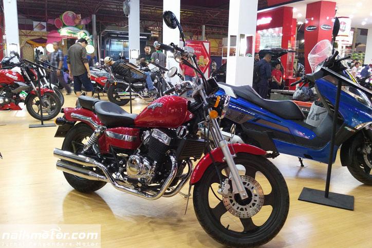 Benelli Patagonian Eagle 250cc