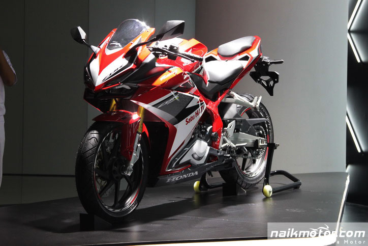 Siap Meluncur di Jepang, Tenaga All New CBR250RR Bakal Disunat