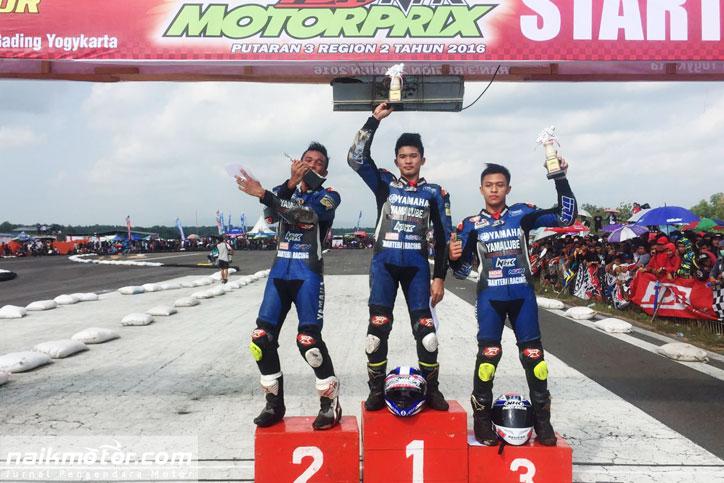 hasil Motoprix Wonosari jogja 2016
