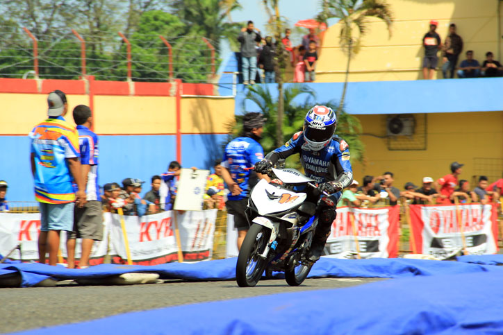 Yamaha Cup Race 2016 Seri 1 Purwokerto