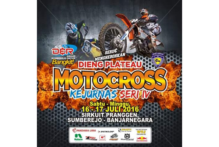 Kejurnas Motocross
