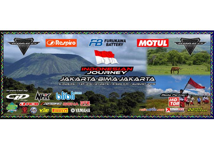 Road15 Indonesian Journey
