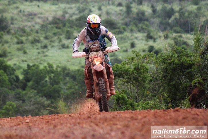 AXCR 2016 hari ketiga di kamboja