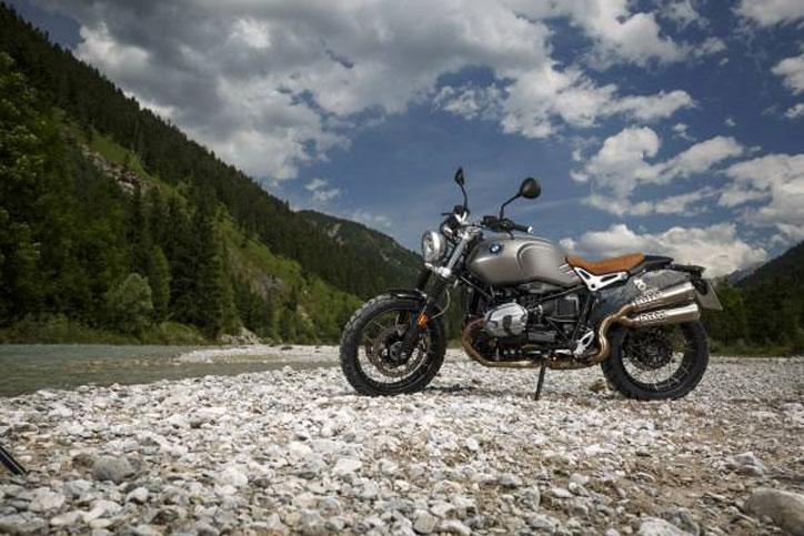 BMW R Nine-T Scrambler