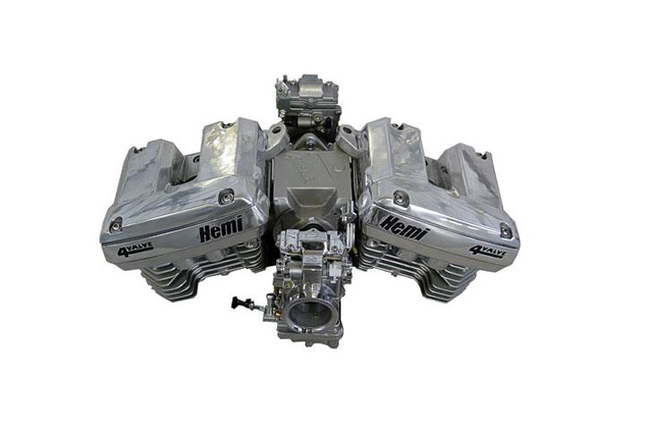 hemi 4-valve