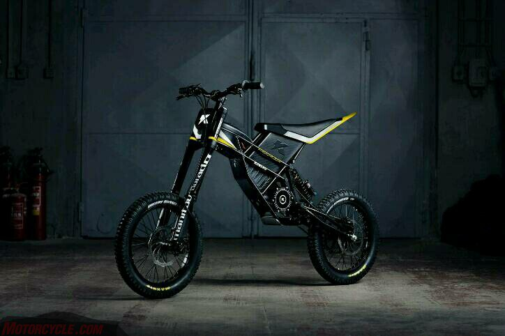 mini electric dirtbike