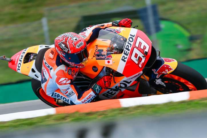 FP2 MotoGP Brno