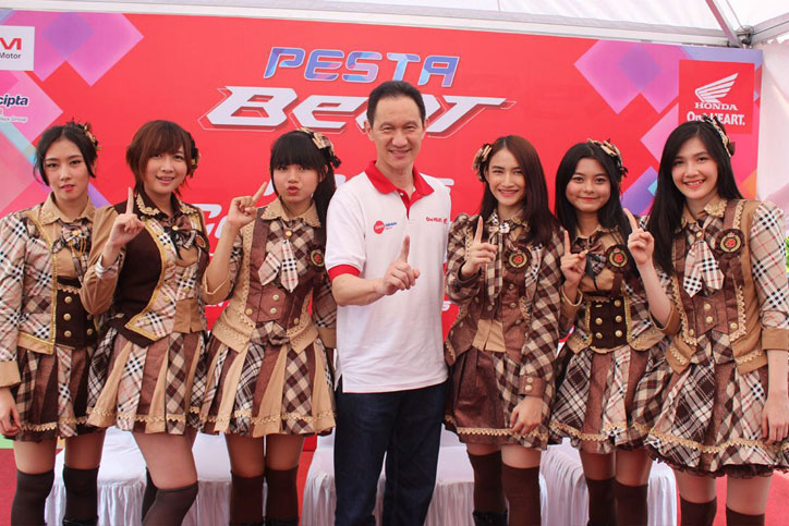 Pesta BeAT 10 Juta