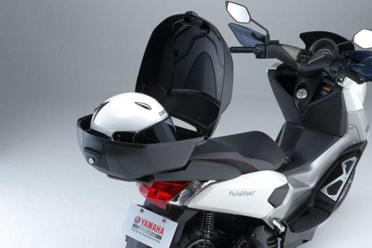Yamaha Top Case City 30