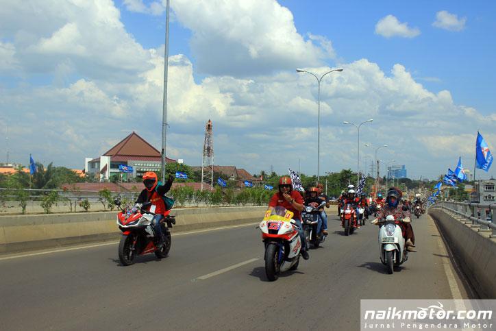 Suryanation Motorland 2017 Medan