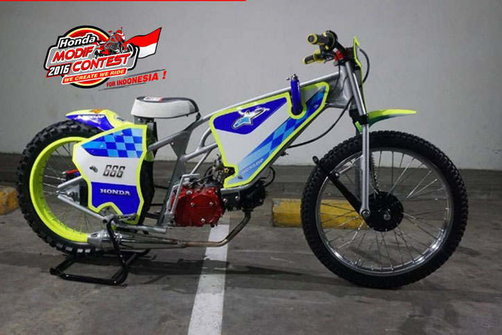 Honda Modif Contest 2016 balikpapan
