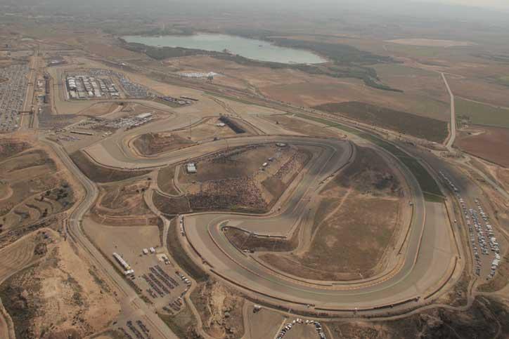 data, fakta dan angka di MotoGP Aragon 2016