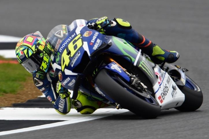 Rossi Gunakan Sasis Baru di Silverstone
