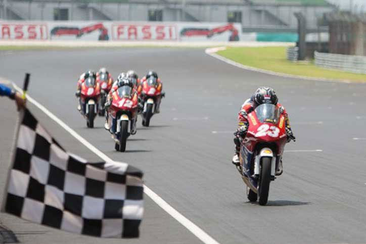 Asia Talent Cup 2017