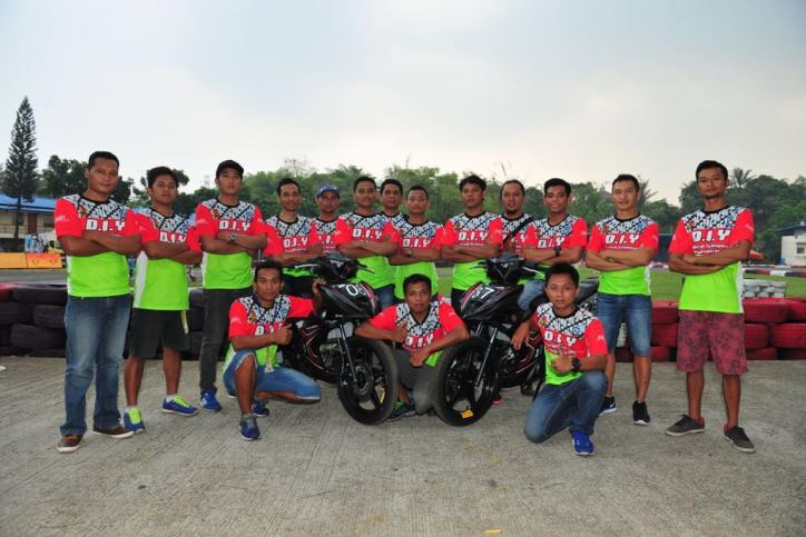 Tim Balap Motor Yogyakarta Incar Medali Emas PON XIX Jawa Barat