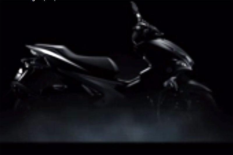 Yamaha NVX 150