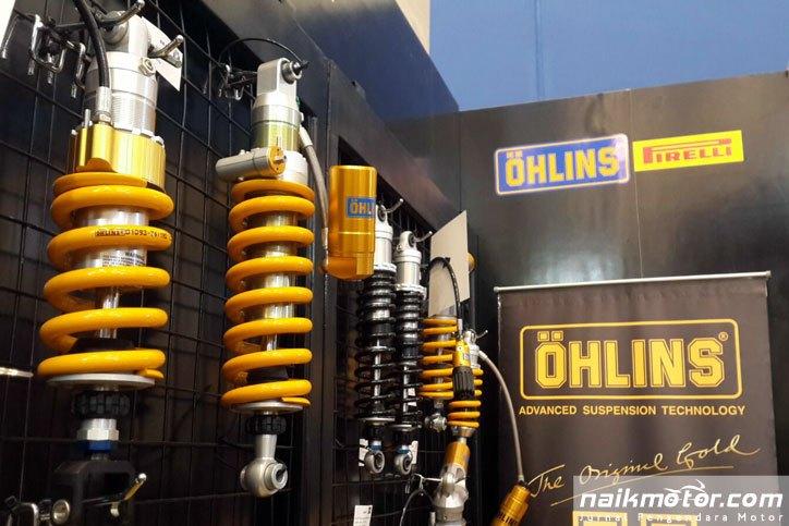 shockabsorber ohlins